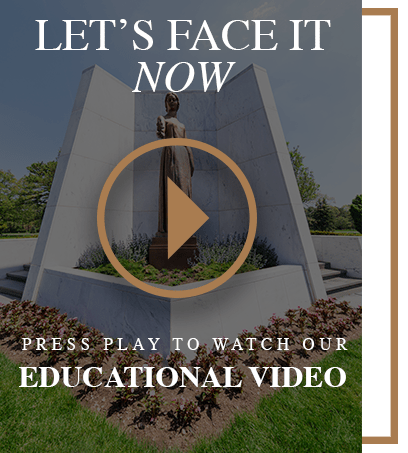 Let's Face It Now Educational Video Press Play