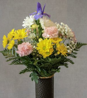 Peaceful Remembrance Bouquet
