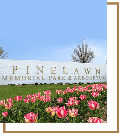 Pinelawn Memorial Park And Arboretum Entrance Sign
