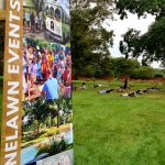 Pinelawn Memorial Park And Arboretum events sign