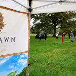 Pinelawn event tent